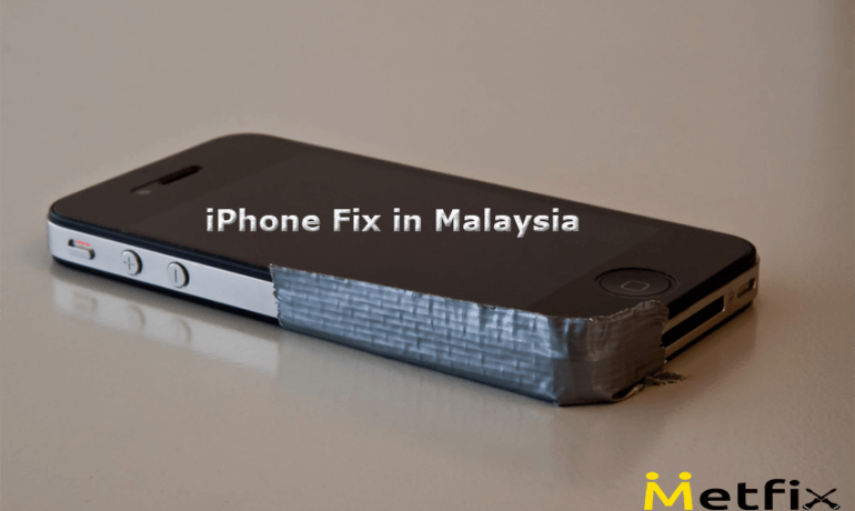 iPhone Fix in Malaysia